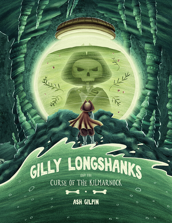 Gilly Longshanks and the Curse of the Kilmarnock